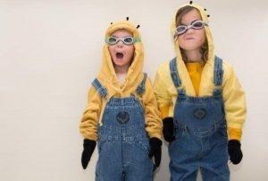 minjoni kostimi